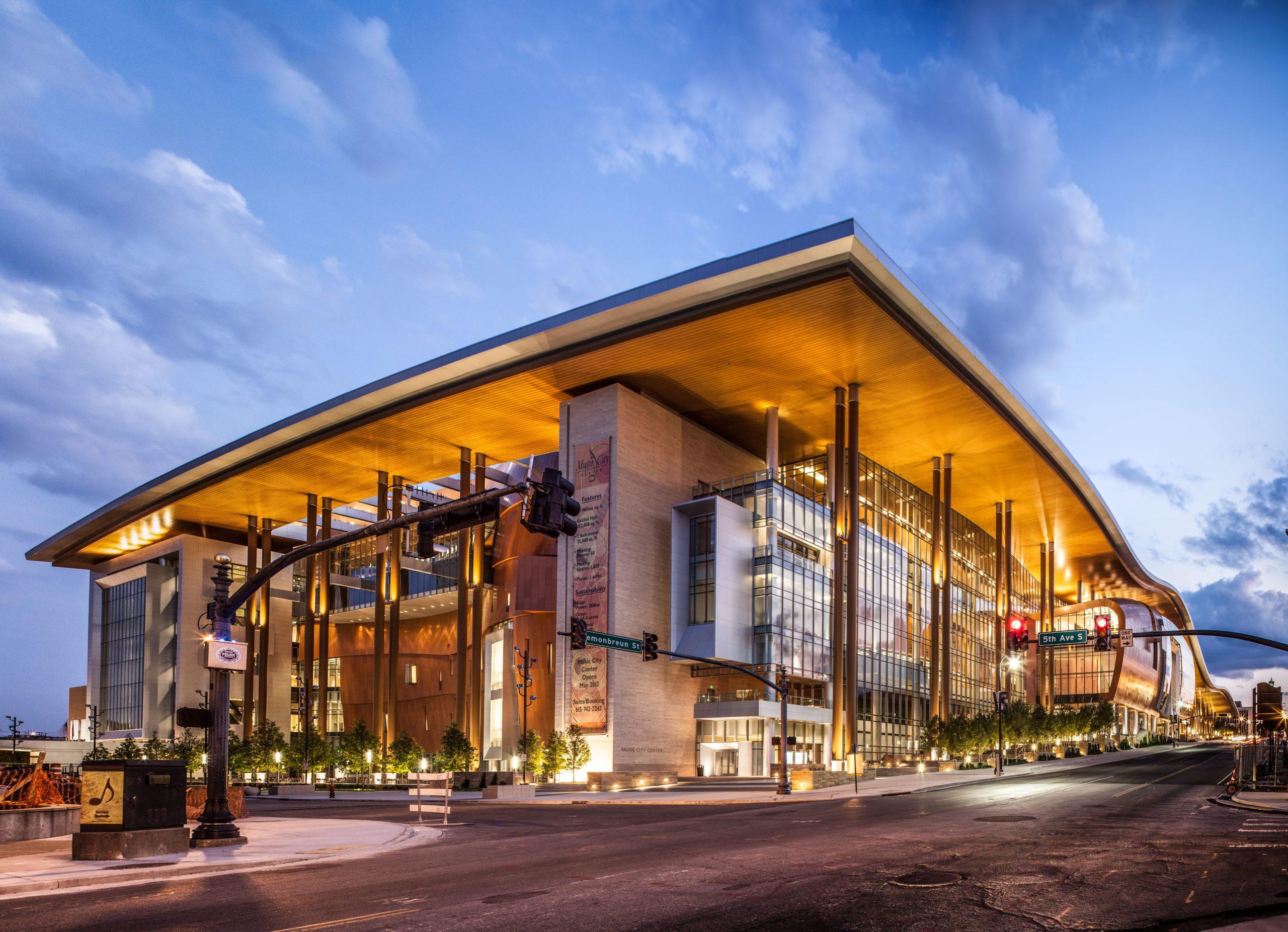 Music City Center CVB