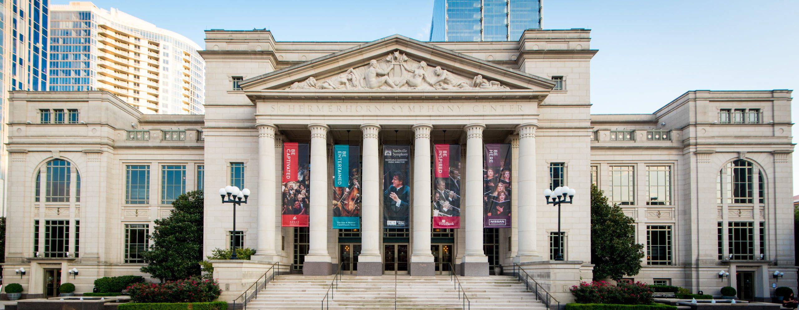 Schermerhorn Symphony Center-CVB