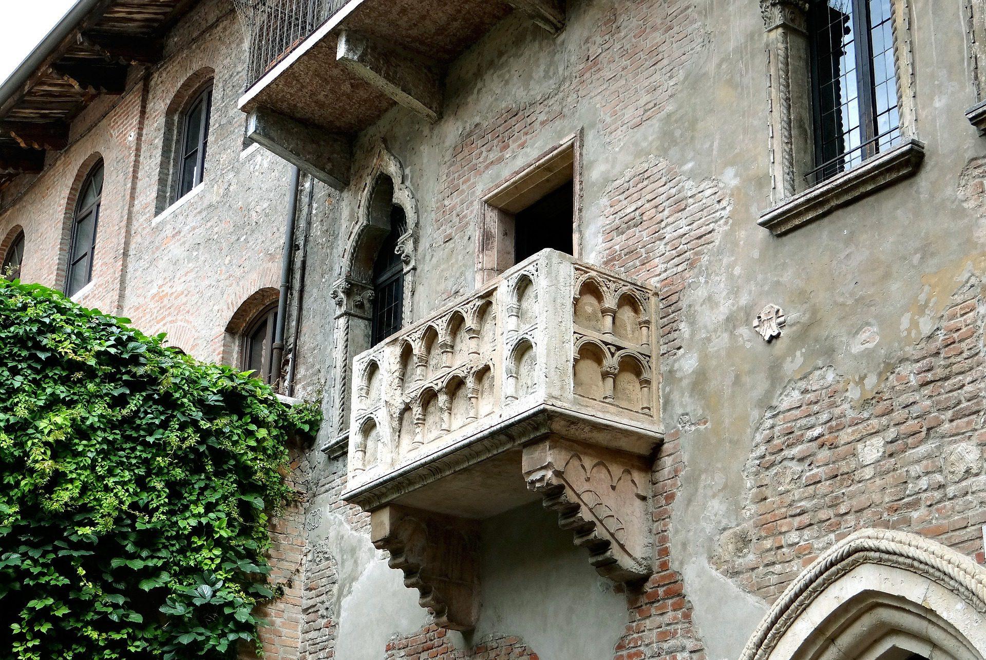 Verona Romeo and Juliet Balcony