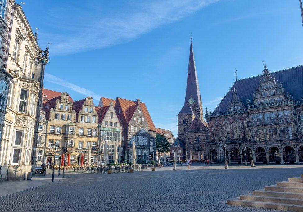 Bremen Downtown