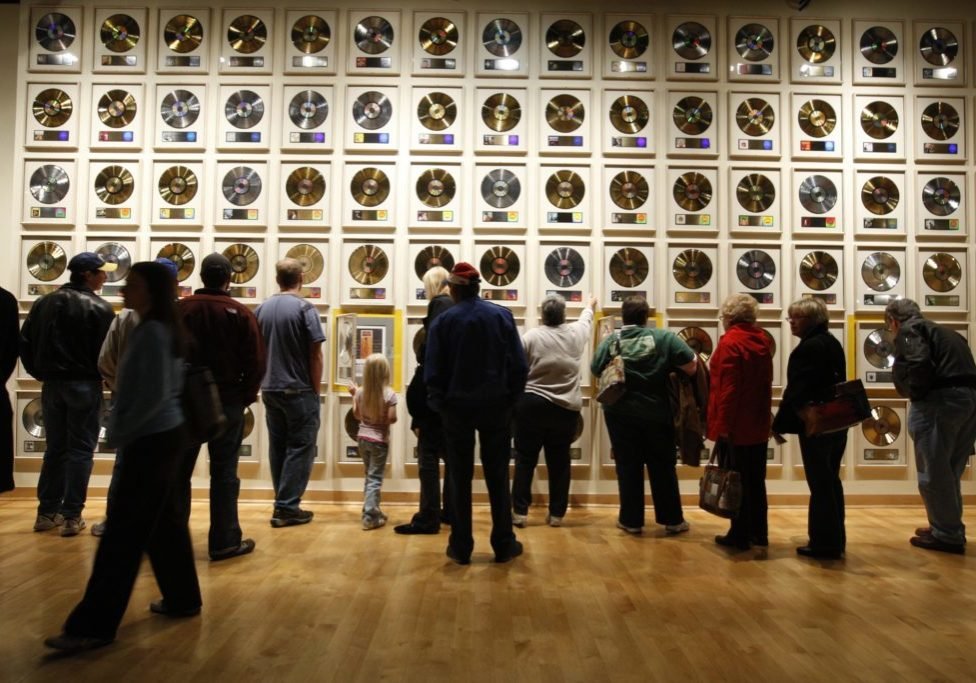 Country Music Hall of Fame & Museum-CVB