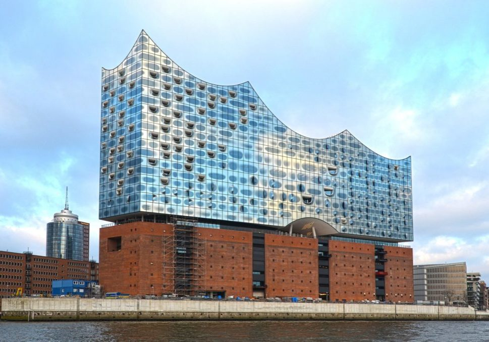 Hamburg Ebphilharmonie