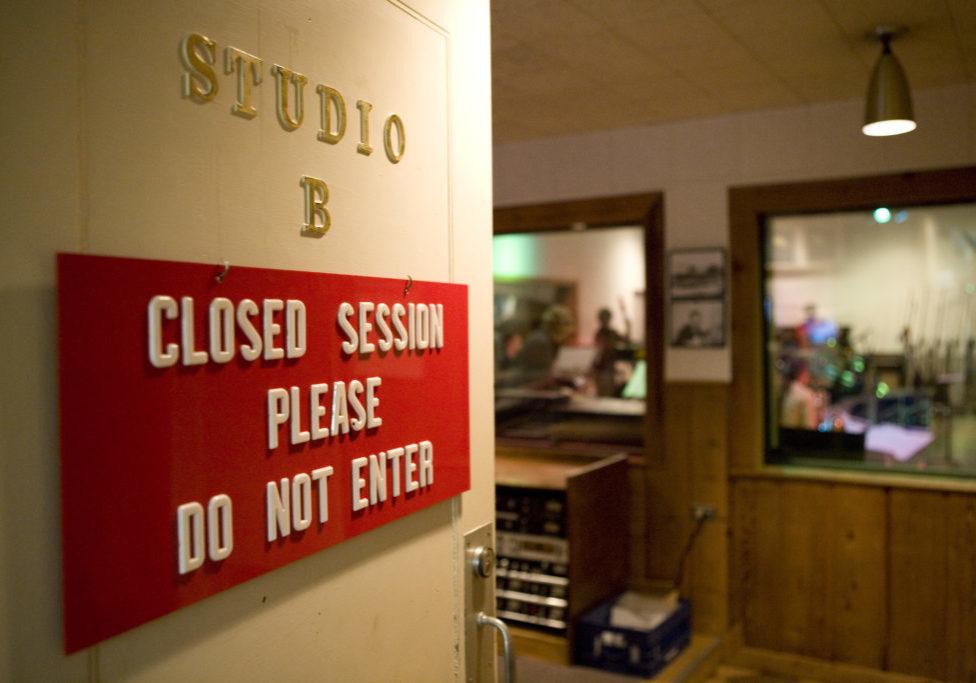 Historic RCA Studio B-CVB