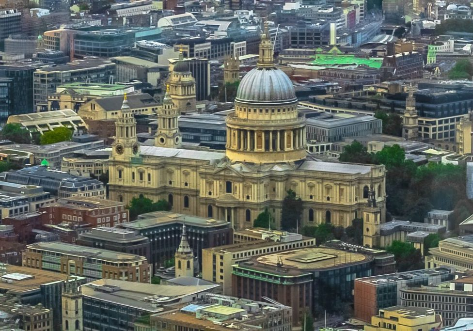 London Cathedral of St. Paul