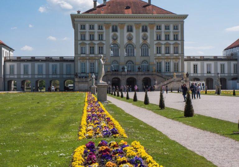 Munich Nymphenburg Unsplash