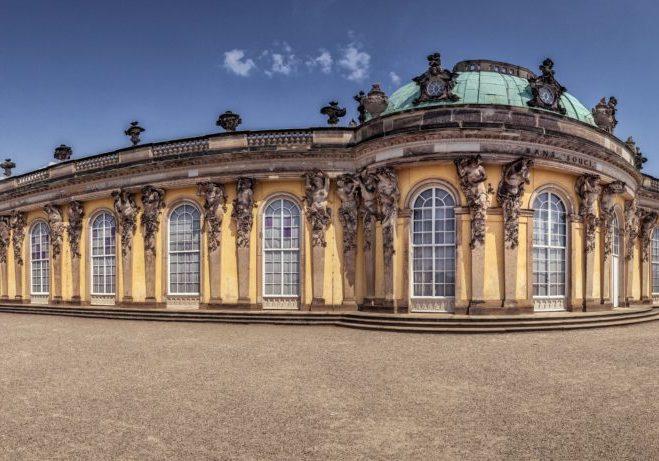 Potsdam Schloss Sanssauci