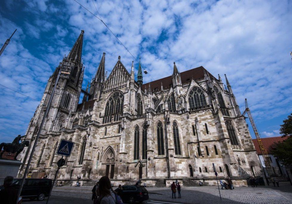Regensburg - Saint Peters Cathedral