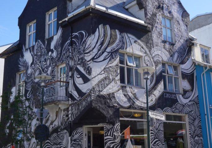 Reykjavik House Art 1