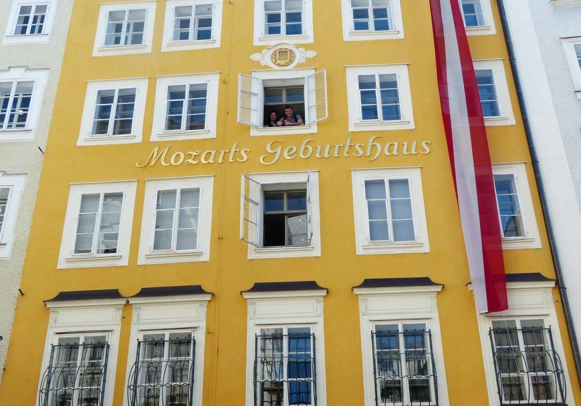 Salzburg Mozart Birthplace