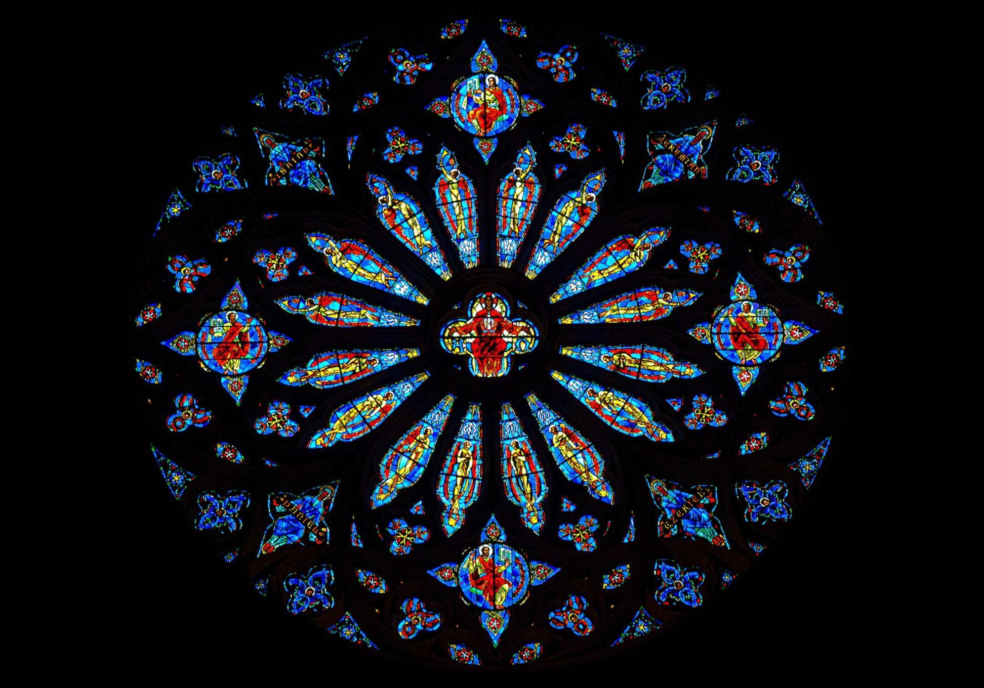 St John the Divine-Unsplash