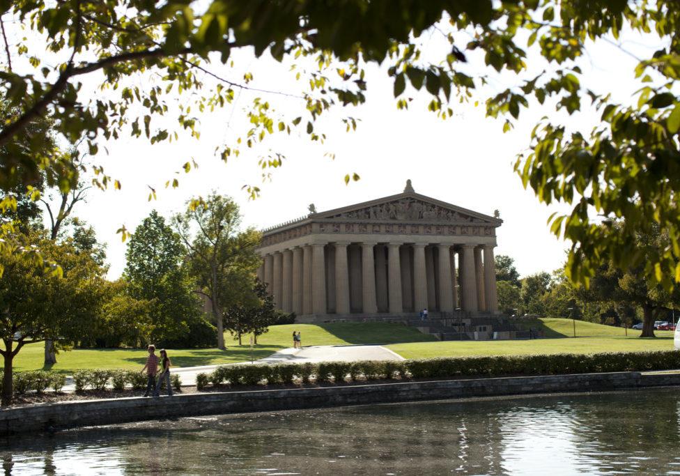 The Parthenon at Centennial Park-CVB
