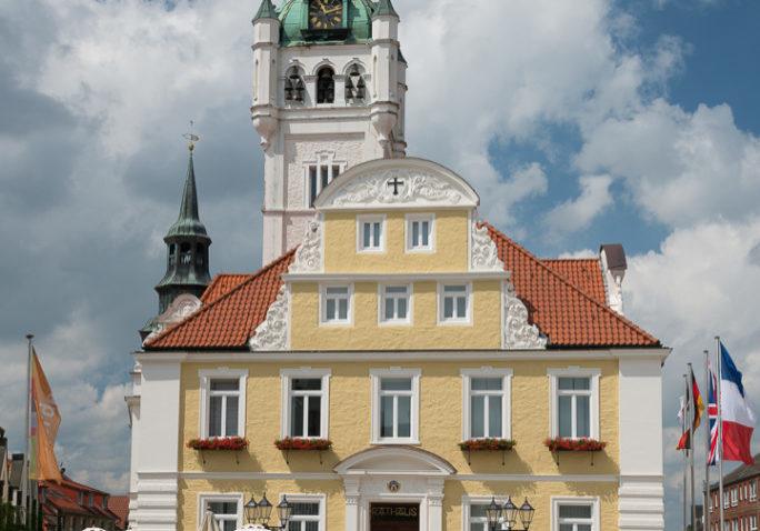 Verden - Rathaus - Arne von Brill