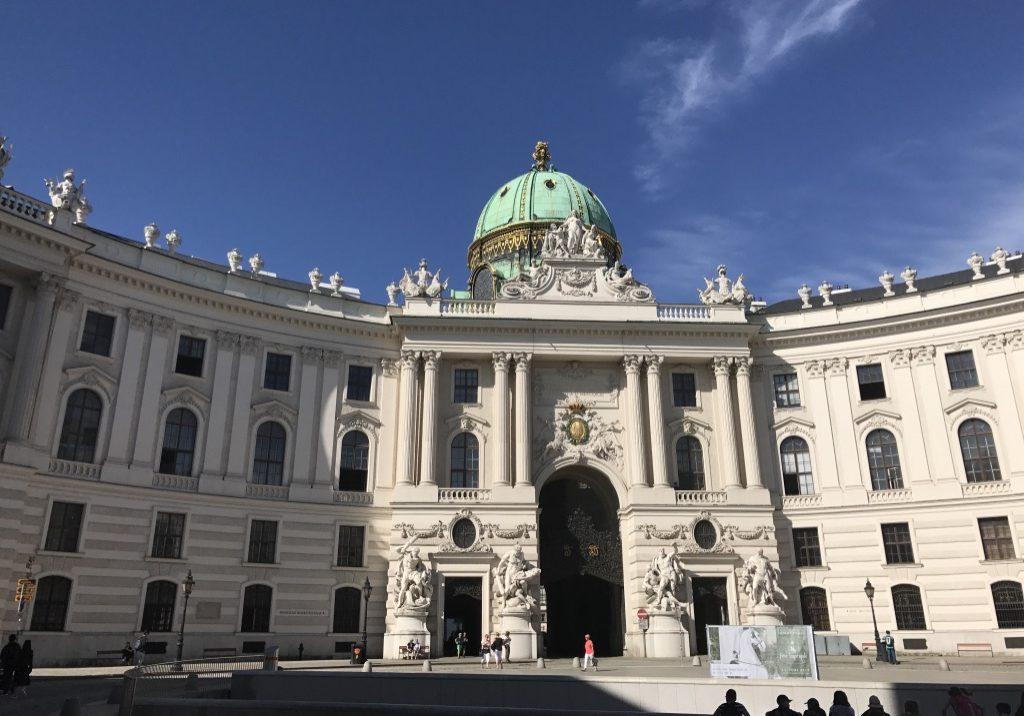 Vienna Hofreitschule