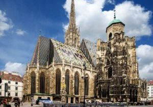 Vienna St. Stephens Cathedral